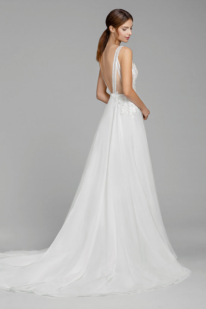 Cristina, Gown, Tara Keely by Lazaro - Eternal Bridal