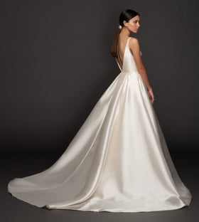 Laia - New, Gown, Tara Keely by Lazaro - Eternal Bridal