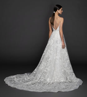 Cari, Gown, Tara Keely by Lazaro - Eternal Bridal