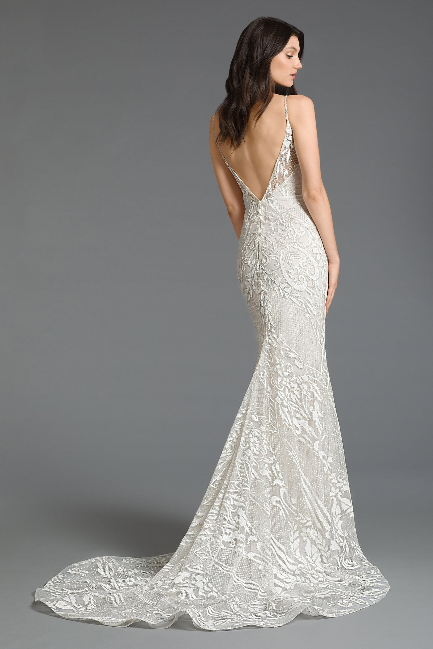 Sofia - New, Gown, Tara Keely by Lazaro - Eternal Bridal