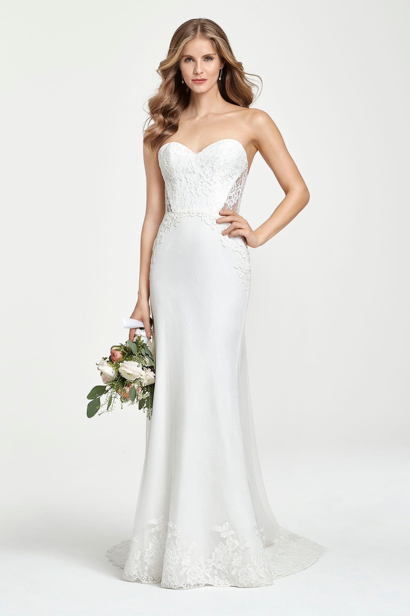 Rosemary, Gown, Ti Adora by Allison Webb - Eternal Bridal