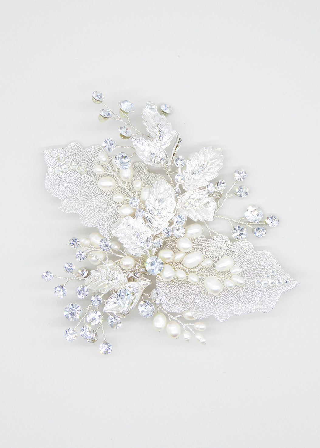 Fall Comb, Headpiece, Eternal Bridal - Eternal Bridal