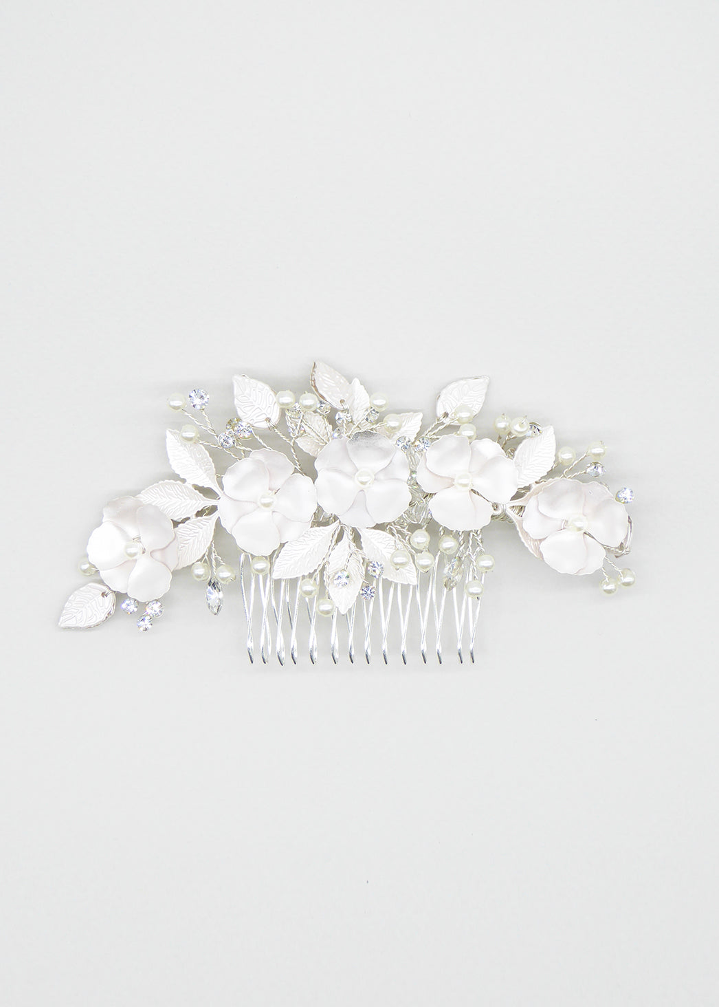 Kiss Comb, Headpiece, Eternal Bridal - Eternal Bridal