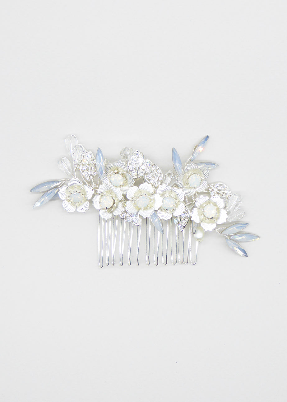 Blissful Comb, Headpiece, Eternal Bridal - Eternal Bridal