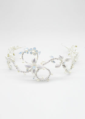 Sugar Plum Crown, Headpiece, Eternal Bridal - Eternal Bridal