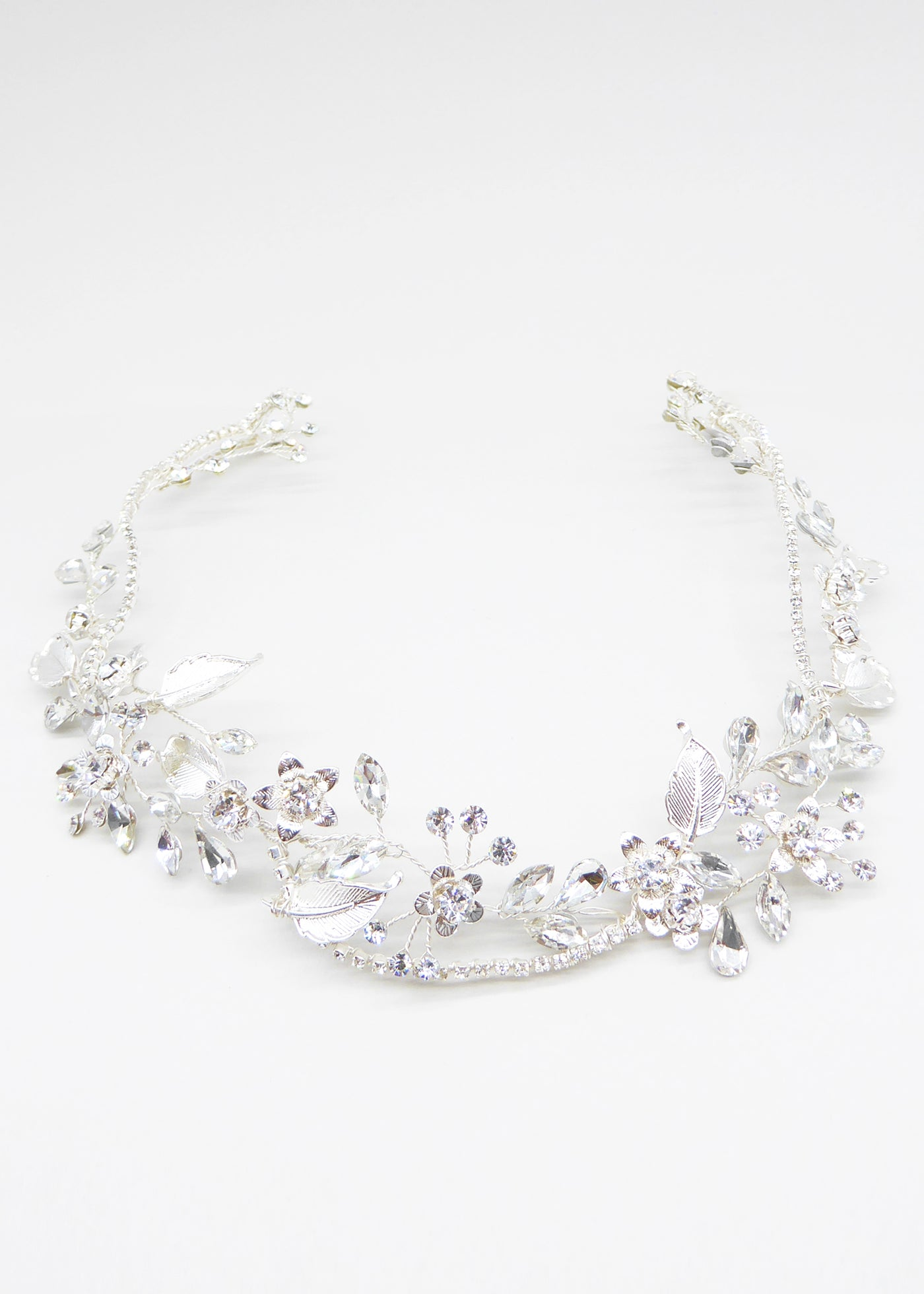 Primrose Halo, Headpiece, Eternal Bridal - Eternal Bridal