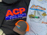 ACP EMBROIDERED HOODIE (Atlantic Coast Pipeline)