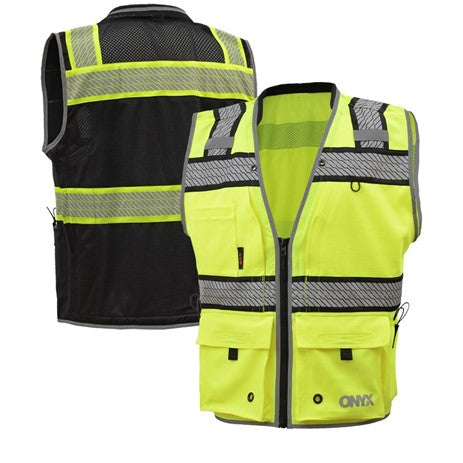 ONYX Class 2 Surveyor's Safety Vest