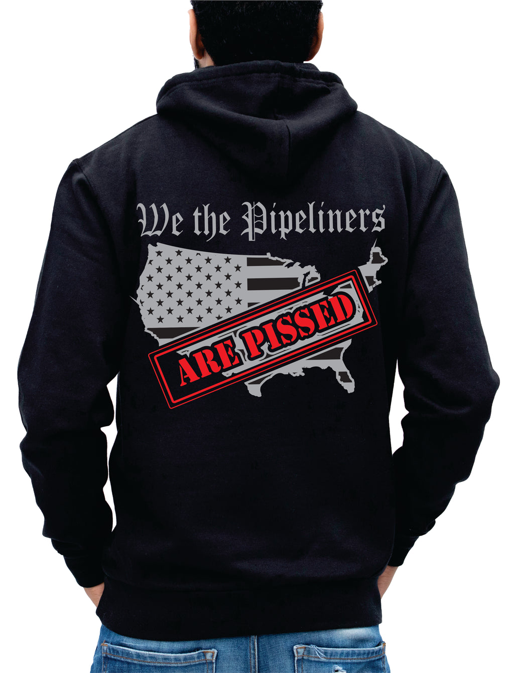 We the Pipeliners...are Pissed Shirt