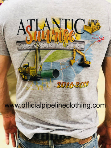 Atlantic Sunrise Expansion Pipeline Project Shirt ASR