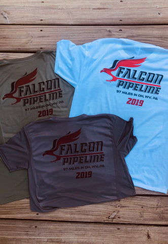 FALCON PIPELINE PROJECT SHIRT