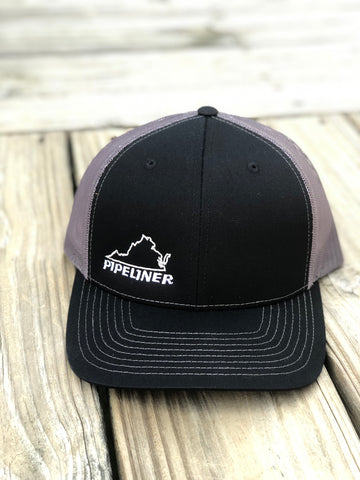 State Map Richardson Snapback Hat