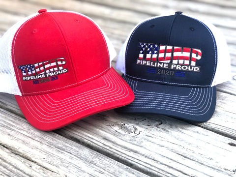 Trump Pipeline Proud Hat