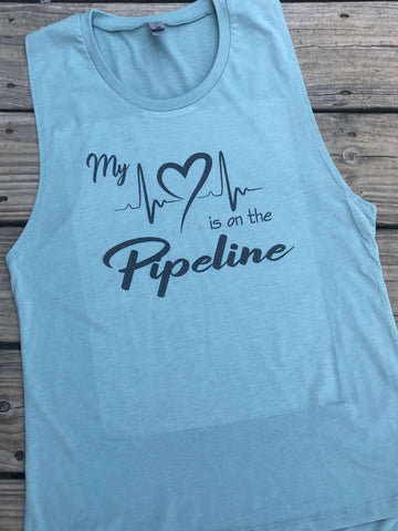 My ❤️ is on the Pipeline Shirt