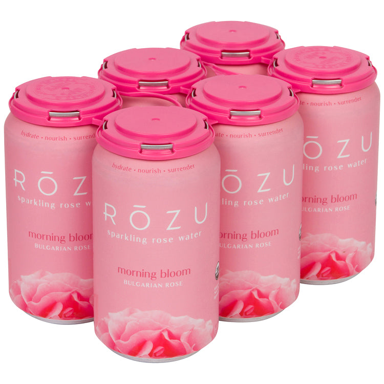 Sparkling Bulgarian Rose Water - Rōzu - Sparkling Rose Water