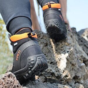 XPETI Men's Crest Waterproof Hiking Boots