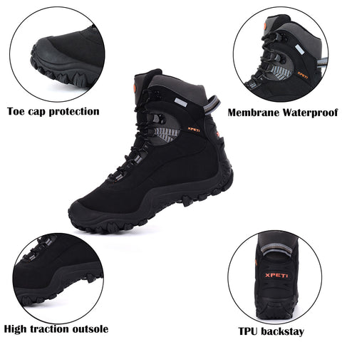 xpeti hiking boots mens