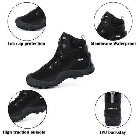 XPETI Dimo hiking boots mens