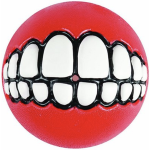 Smile Dog Ball w/Treat Compartment