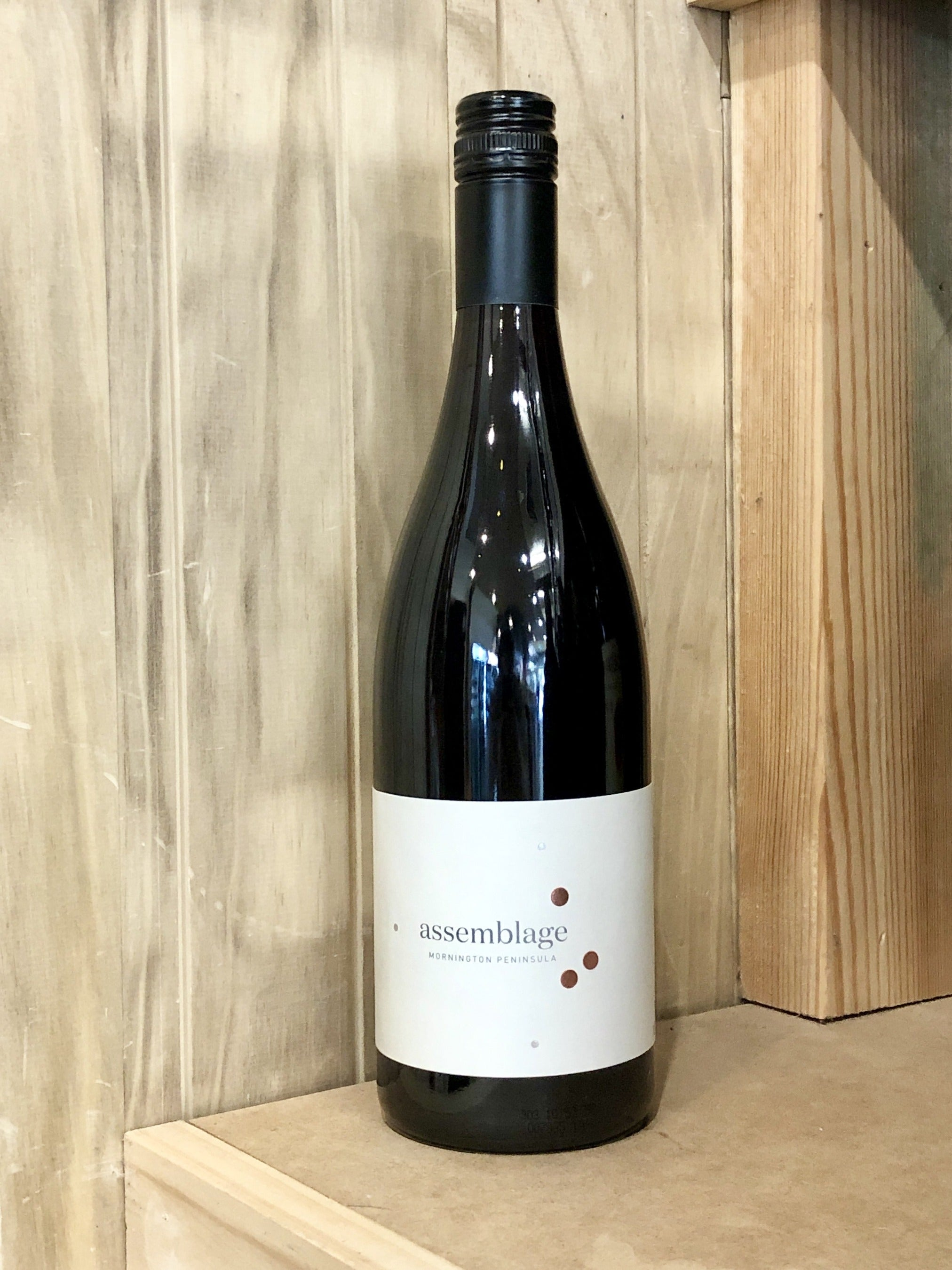 Allies Pinot Noir Assemblage Mornington Peninsula 2019 - $32/Bottle