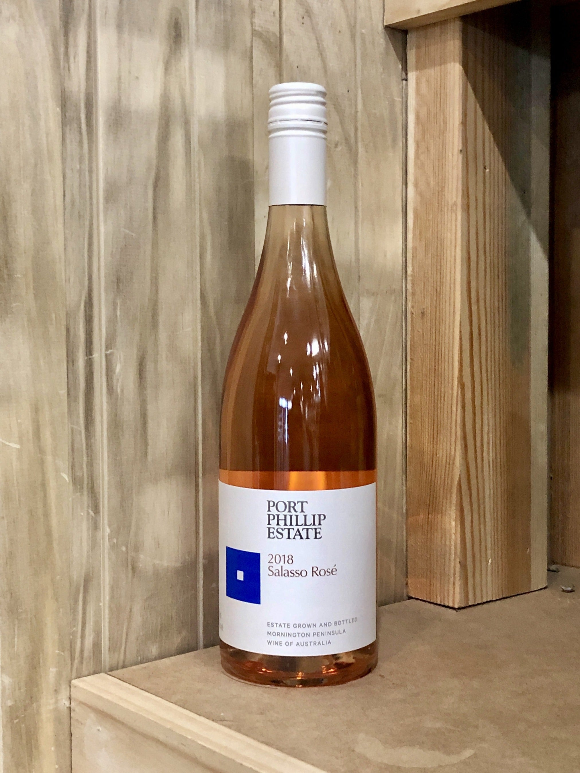 Port Philip Estate Rosé Salasso Mornington Peninsula 2020 - $21/Bottle