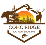 coho ridge archery pro shop