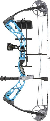 "18 Edge SB-1 Bow Pkg Electric Blue Blaze RH 15-30"" 7-70#"