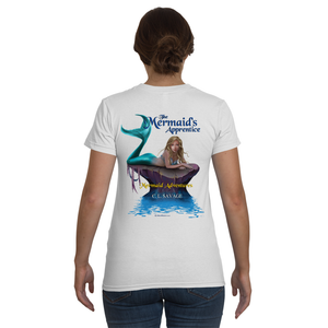 Ladies Mermaid's Apprentice Gildan Softstyle Tee