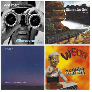 Welter's Music Collection - CD's - Welter's Music Shop