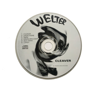 Cleaver (EP)-CD - Welter's Music Shop