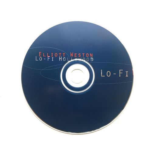 Lo-Fi Hollywood (solo album)-CD - Welter's Music Shop