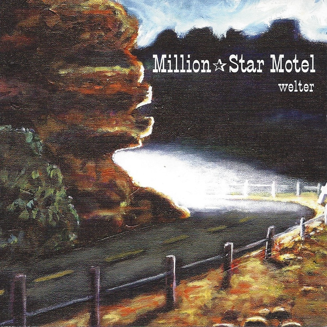 Million Star Motel (Digital) - Welter's Music Shop