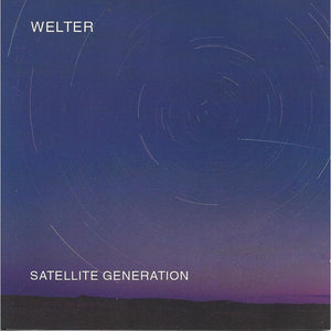 Satellite Generation - CD - Welter's Music Shop
