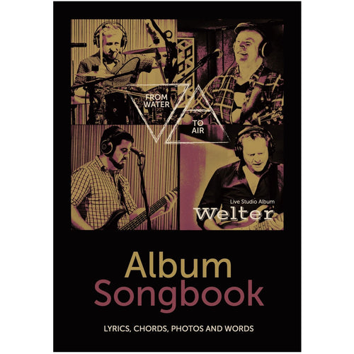 From Water To Air - Songbook - Welter's Music Shop