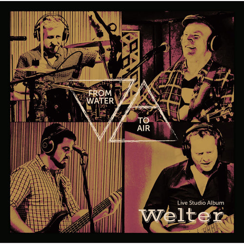 From Water To Air (digital download album) - Welter's Music Shop