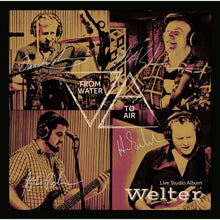 Load image into Gallery viewer, From Water To Air - CD (signed copy) - Welter's Music Shop