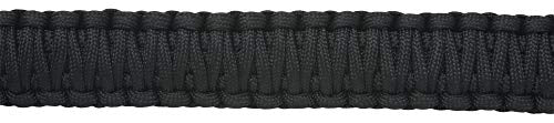 Ten Point Gear Gun Sling Paracord 550 Adjustable w/Swivels (Multiple Color Options) (Black)