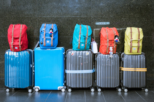Don't be caught out with excess luggage fees this summer