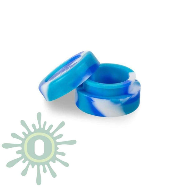 Silicone 5ml PodS 5ct - Blue