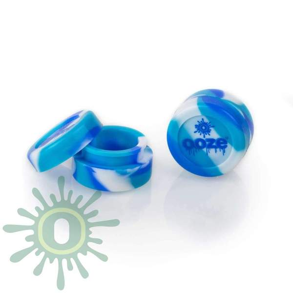 Silicone Pods 5ml 5ct - Assorted Colours