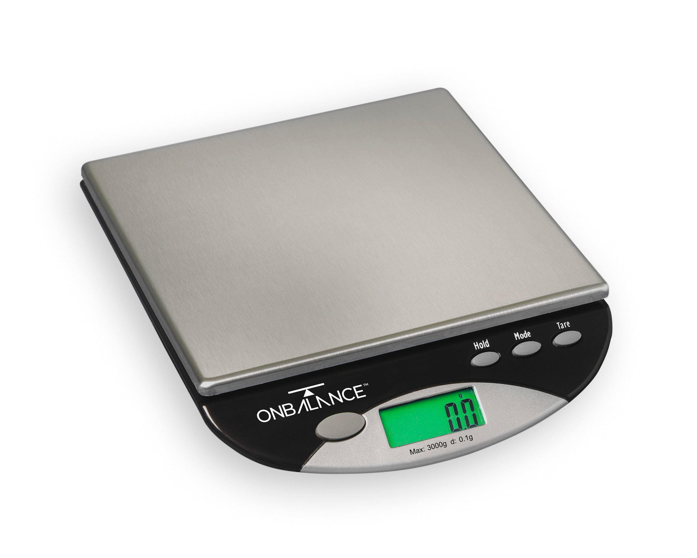 CBS-3000 On Balance Compact Bench Scale 3000g x 0.1g