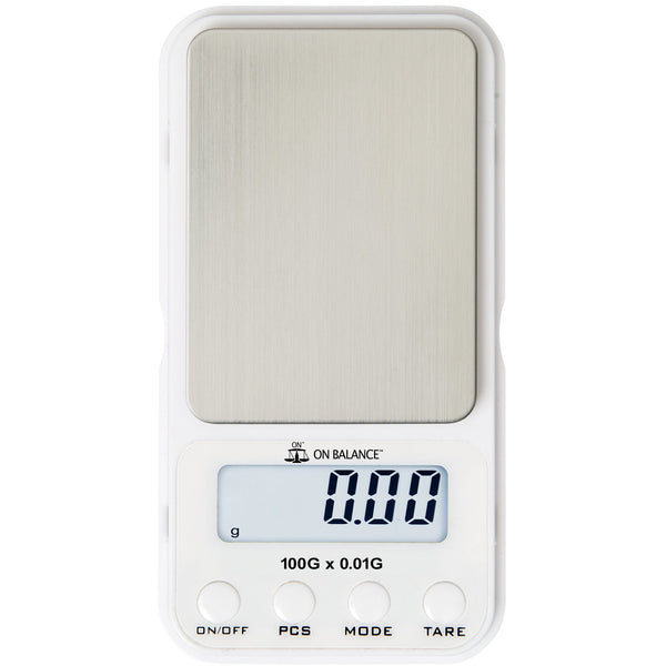 SALE! CYC-100 On Balance Choose Your Cover Scale 100g x 0.01g