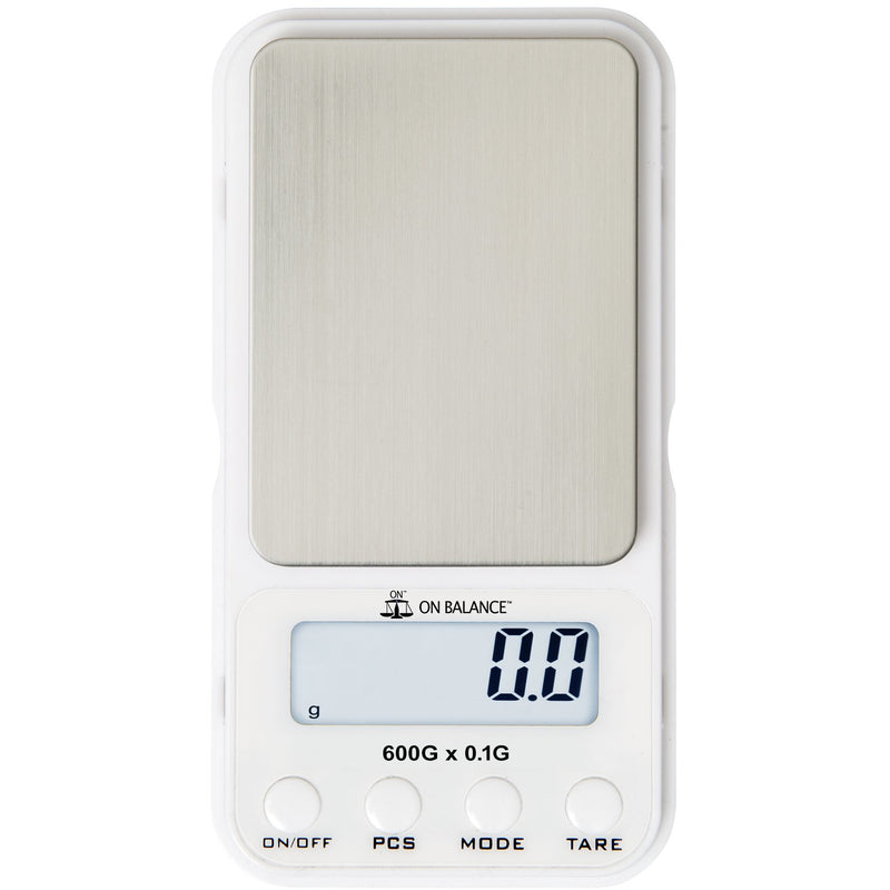 SALE! CYC-600 On Balance Choose Your Cover Scale 600g x 0.1g