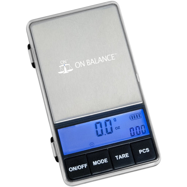DD-500 On Balance Dual Display Series 500g x 0.1g