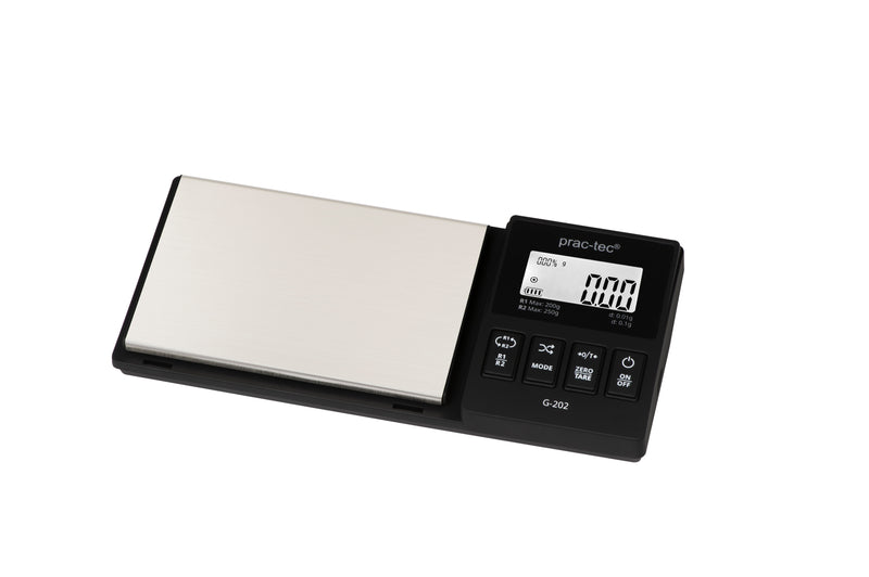 G-202 Prac-tec™ German Jewellery Scale 200g x 0.01g/250g x 0.1g