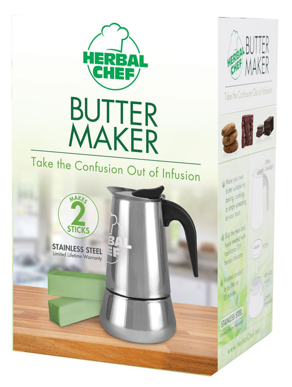 HC-02 Two Stick Herbal Chef Butter Maker