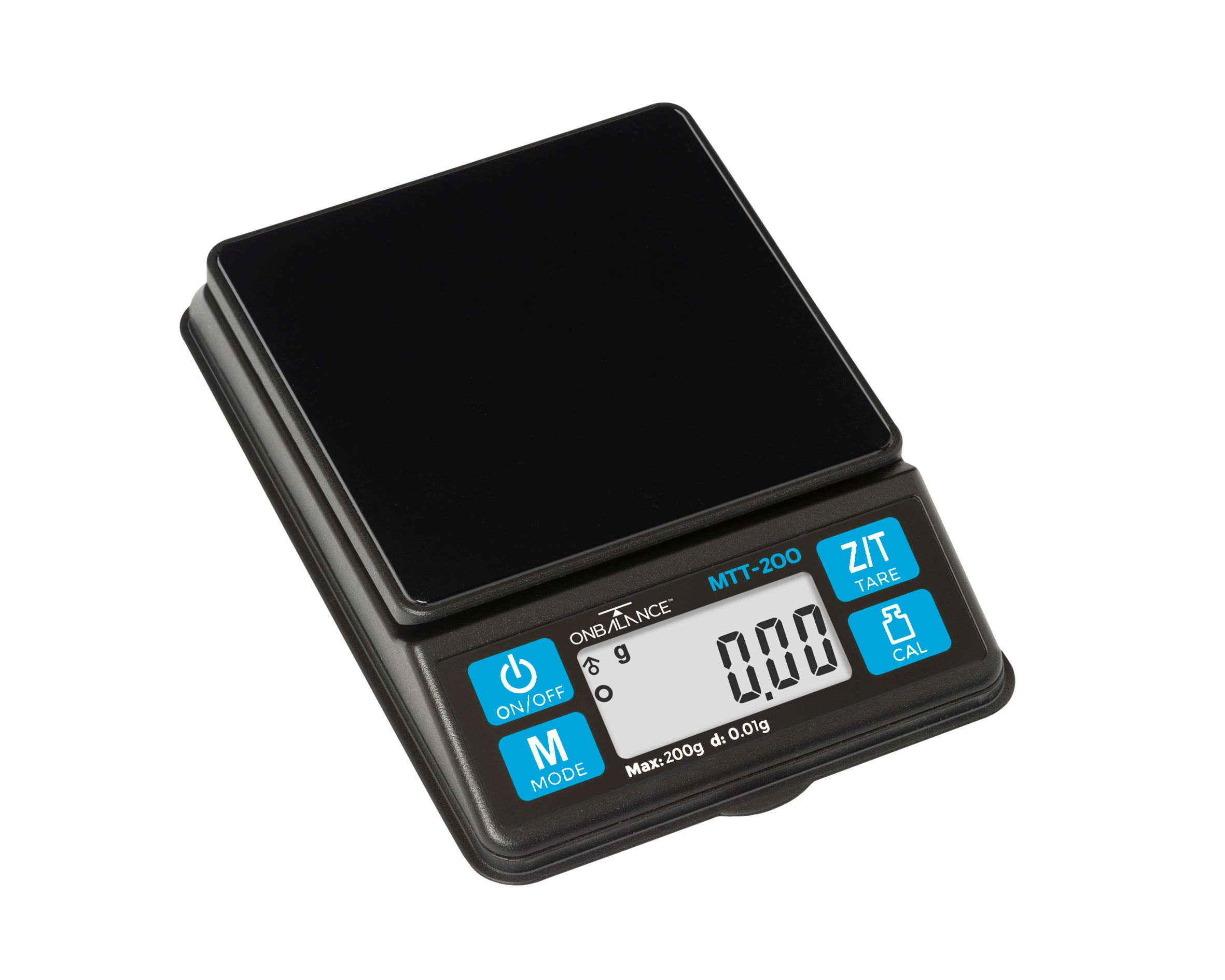 MTT-200 On Balance Mini Table Top Scale 200g x 0.01g