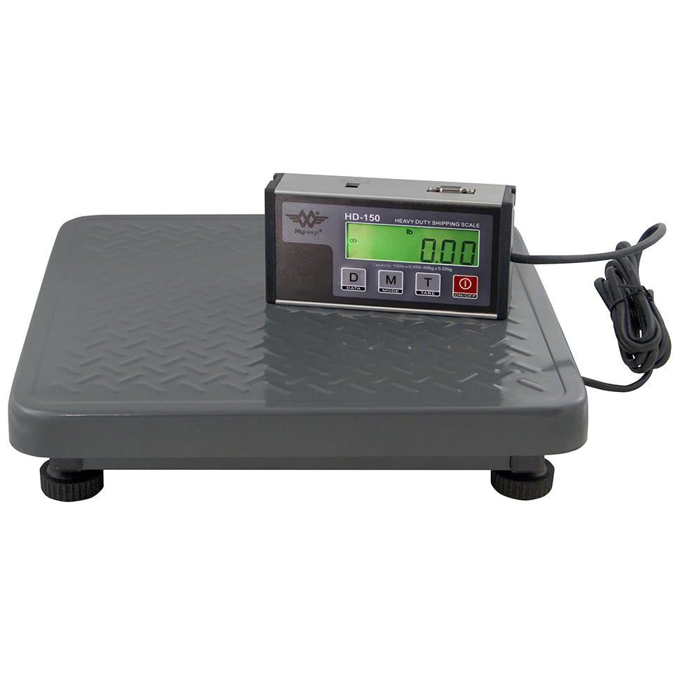 HD-150 My Weigh Heavy Duty Shipping Scale 60kg x 20g