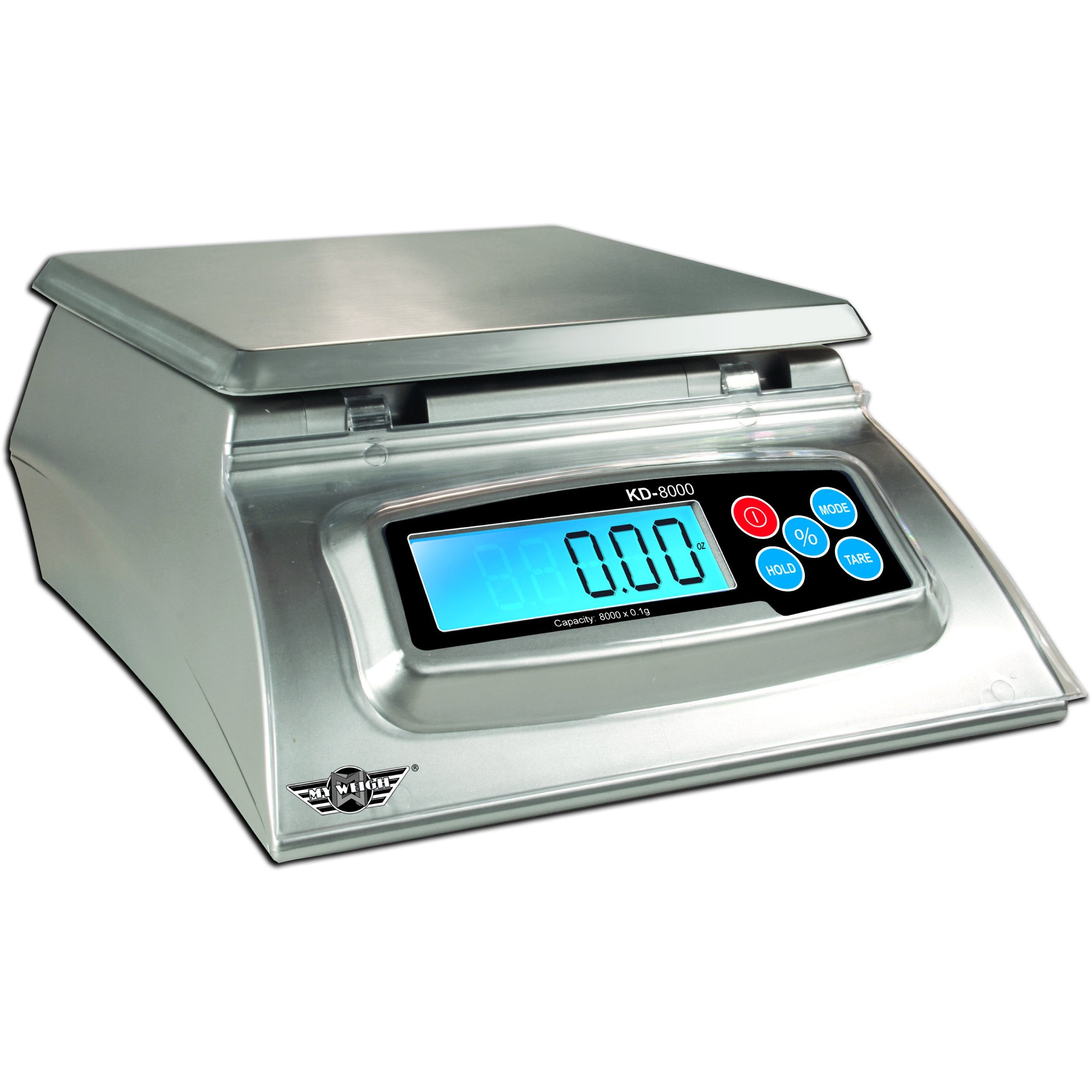 KD-8000 My Weigh Kitchen Scale 8000g x 1g