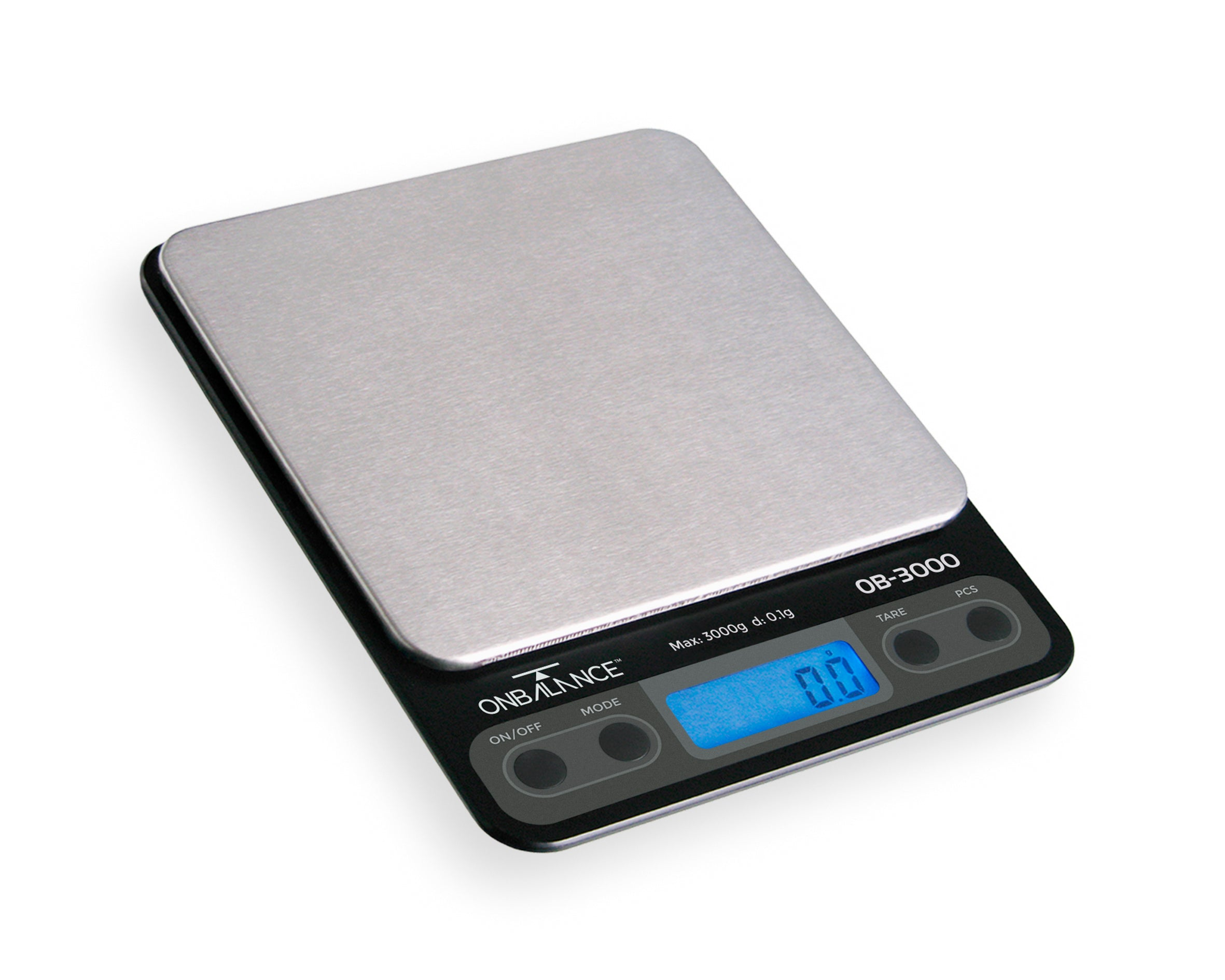 OB-3000 On Balance Table Top Scale 3000g x 0.1g